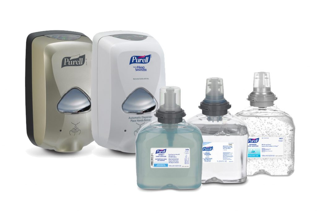 PURELL TFX Touch-Free Range