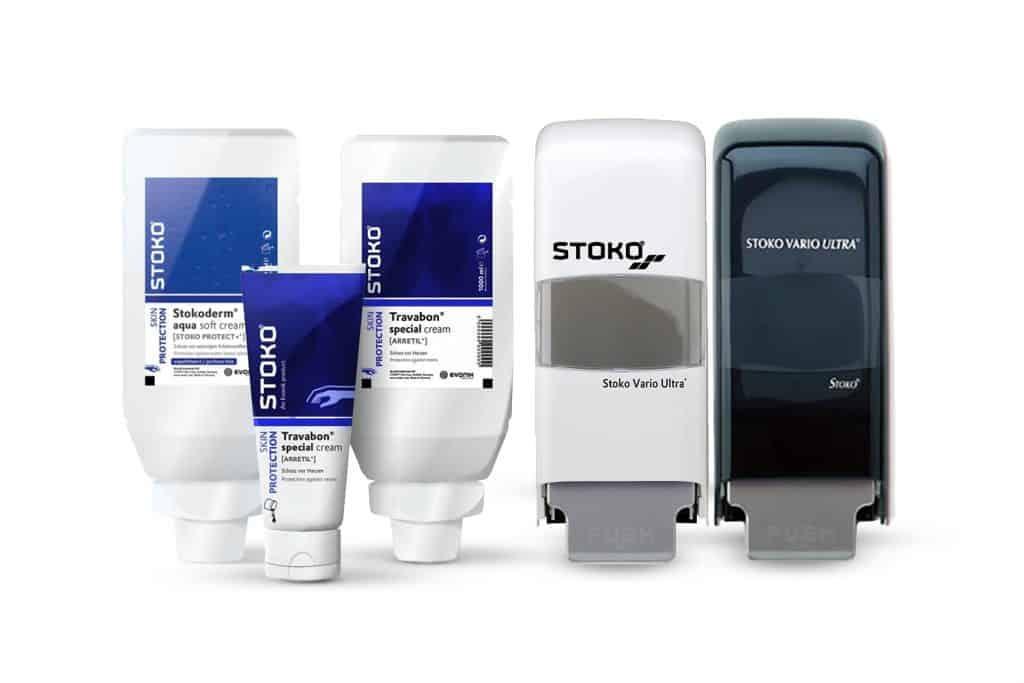 STOKO Pre-Work Creams