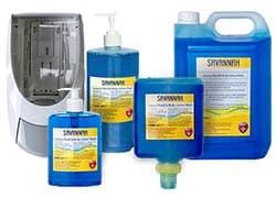 SAVANNAH Luxury Liquid Soap
